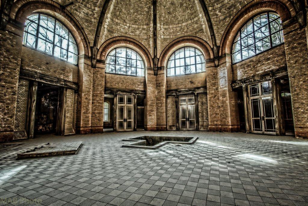 Zentralbadeanstalt Beelitz